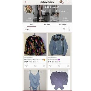 Other - Follow my Other Page ! 💋 All Fancy Items 😍